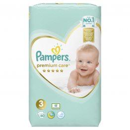 pampers παιδικες πανες premium care