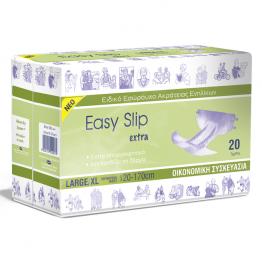 Πανες ακρατειας Easyslip Large/XLarge extra 20 τεμαχιων
