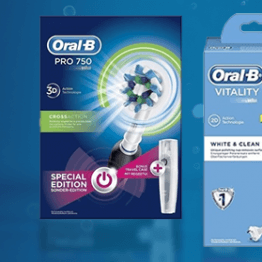 Oral B - Ηλεκτρικες οδοντοβουρτσες για ενηλικες